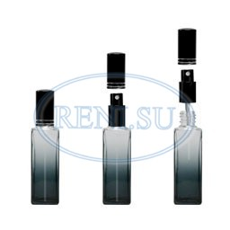Гранд (35 мл) черный + помпа 18 F металл (черный)